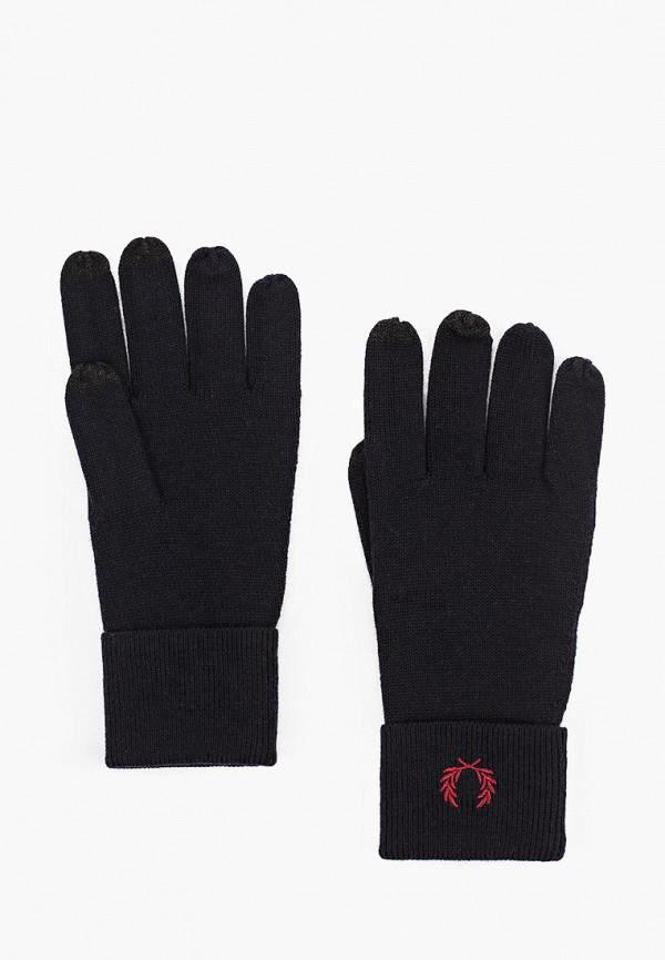 мужские перчатки fred perry, синие