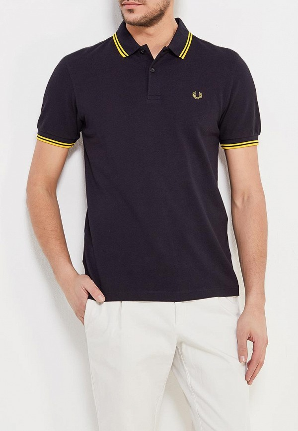 Поло Fred Perry Fred Perry FR006EMBNF26 цена 2017