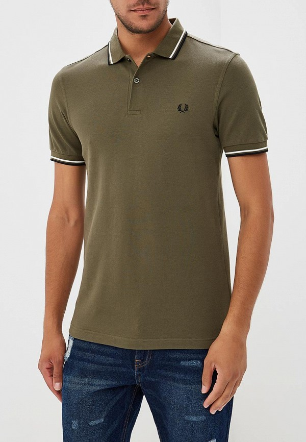 Поло Fred Perry Fred Perry FR006EMBUFO2 fred perry поло