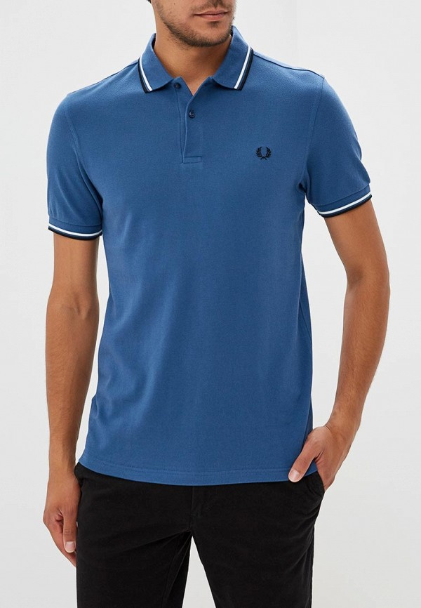 Поло Fred Perry Fred Perry FR006EMBUFO3 fred perry поло