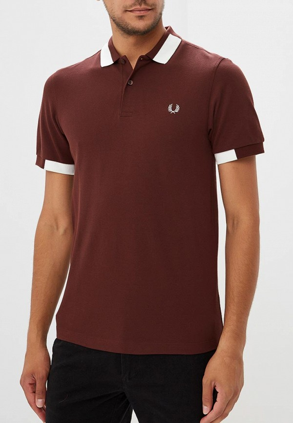 Поло Fred Perry Fred Perry FR006EMBUFO5 fred perry поло