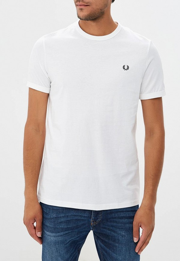 Футболка Fred Perry Fred Perry FR006EMBUFO9 футболка fred perry fred perry fr006ewzzw63