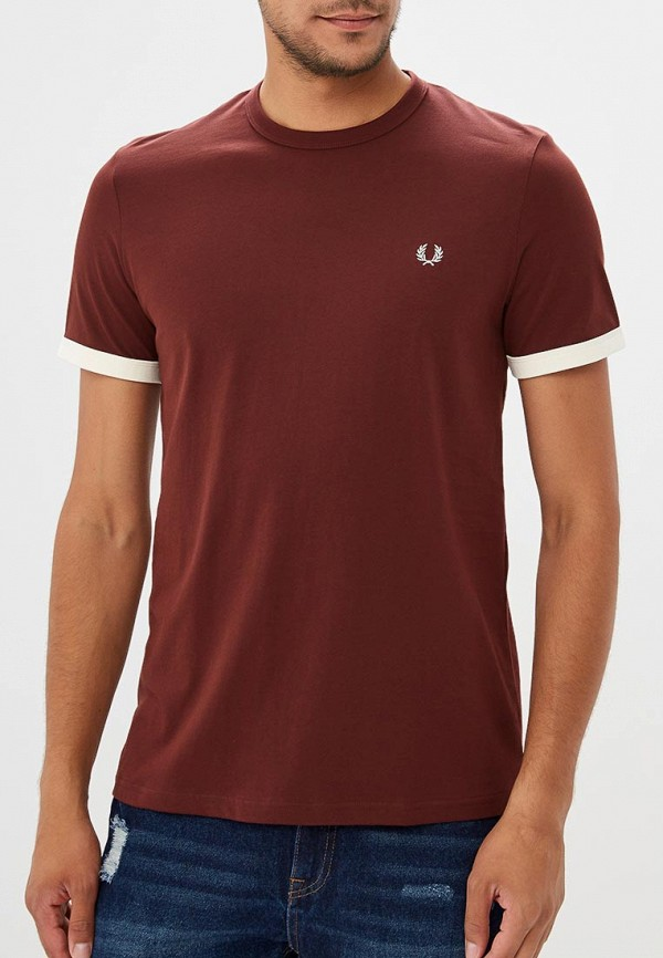 Футболка Fred Perry Fred Perry FR006EMBUFP1 футболка fred perry fred perry fr006ewzzw61