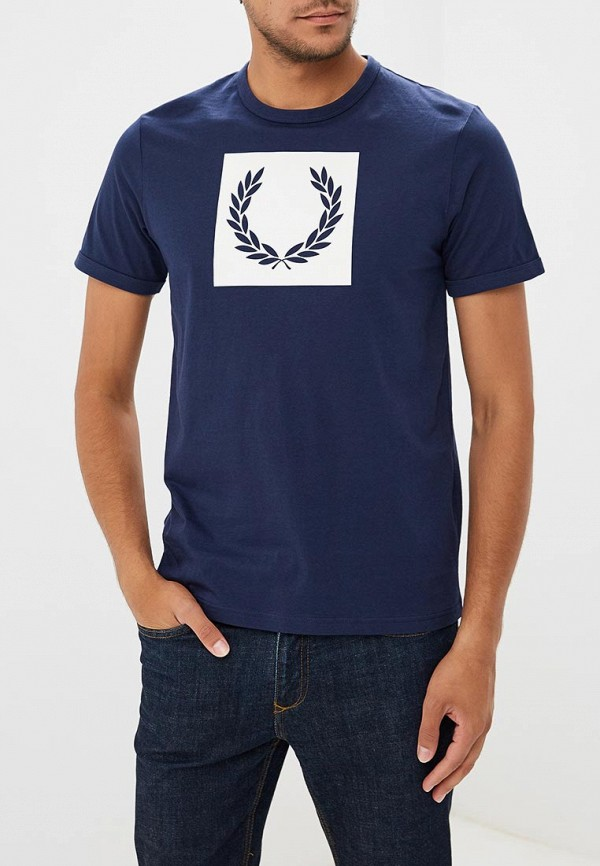 Футболка Fred Perry Fred Perry FR006EMBUFP2 футболка fred perry fred perry fr006ewbute0