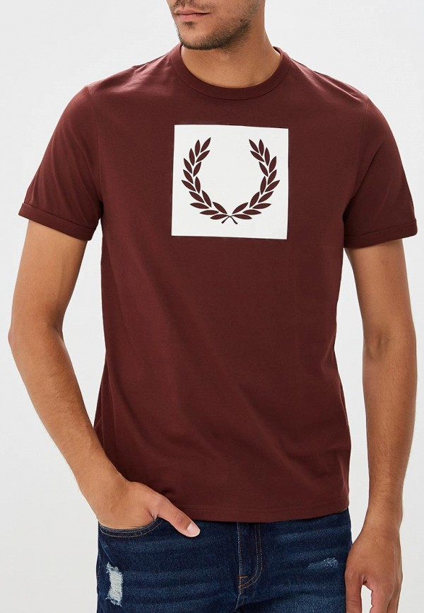 Футболка Fred Perry Fred Perry FR006EMBUFP3 футболка fred perry fred perry fr006ewbute0