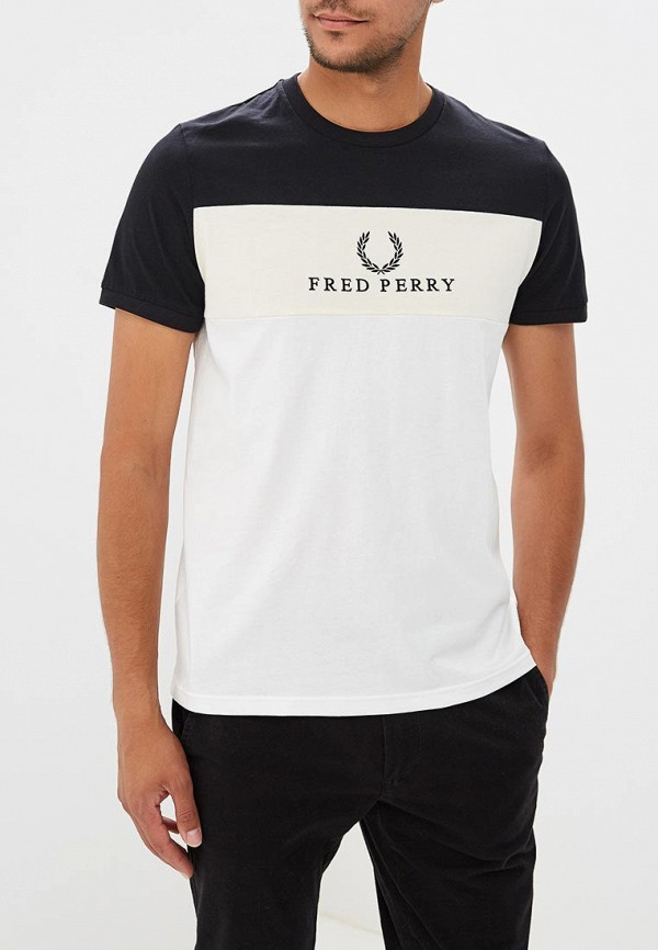 Футболка Fred Perry Fred Perry FR006EMBUFP4 футболка fred perry fred perry fr006ewzzw63