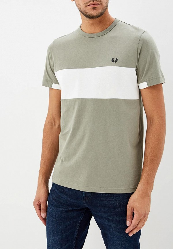 Футболка Fred Perry Fred Perry FR006EMBUFP5 футболка fred perry fred perry fr006ewbute0