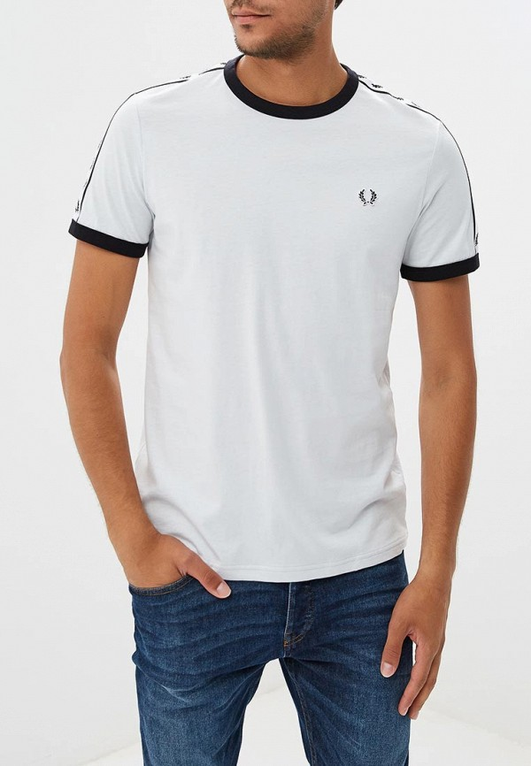 Футболка Fred Perry Fred Perry FR006EMBUFP6 футболка fred perry fred perry fr006ewbute0