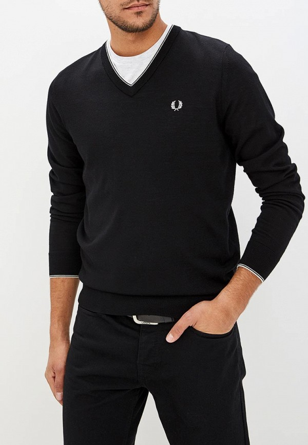 Пуловер Fred Perry Fred Perry FR006EMCKQN3 пуловер fred perry fred perry fr006emgfe52