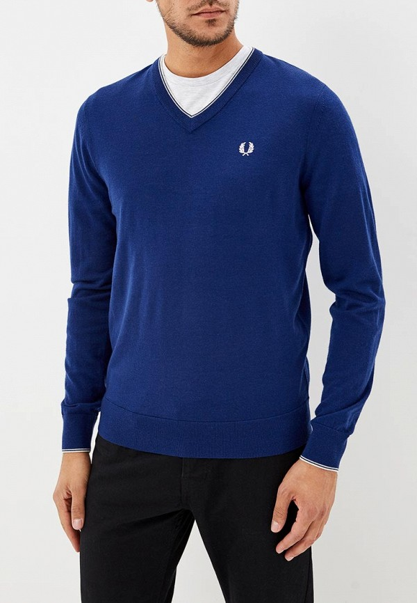 Пуловер Fred Perry Fred Perry FR006EMCKQN4 пуловер fred perry fred perry fr006emgfe52