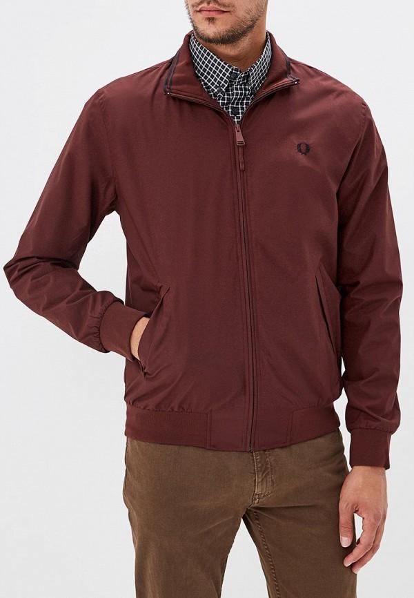 Куртка утепленная Fred Perry Fred Perry FR006EMCKQO1 рубашка мужская fred perry 65 incoool 15