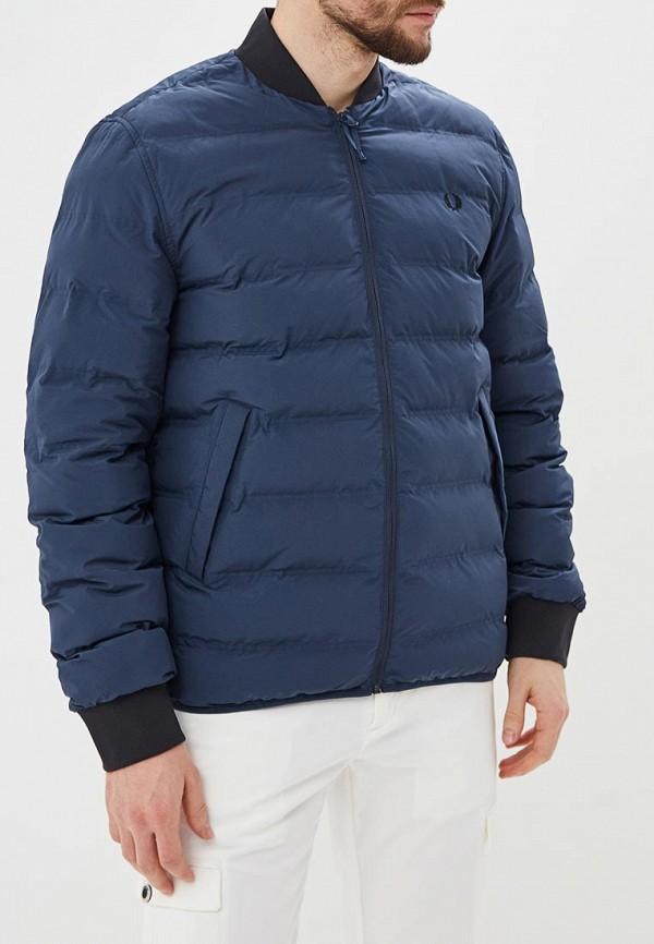 Куртка утепленная Fred Perry Fred Perry FR006EMCKQO7 рубашка мужская fred perry 65 incoool 15