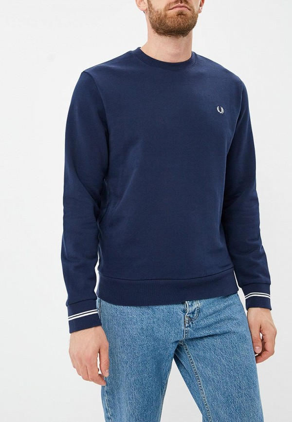Свитшот Fred Perry Fred Perry FR006EMCKQO9 рубашка мужская fred perry 65 incoool 15