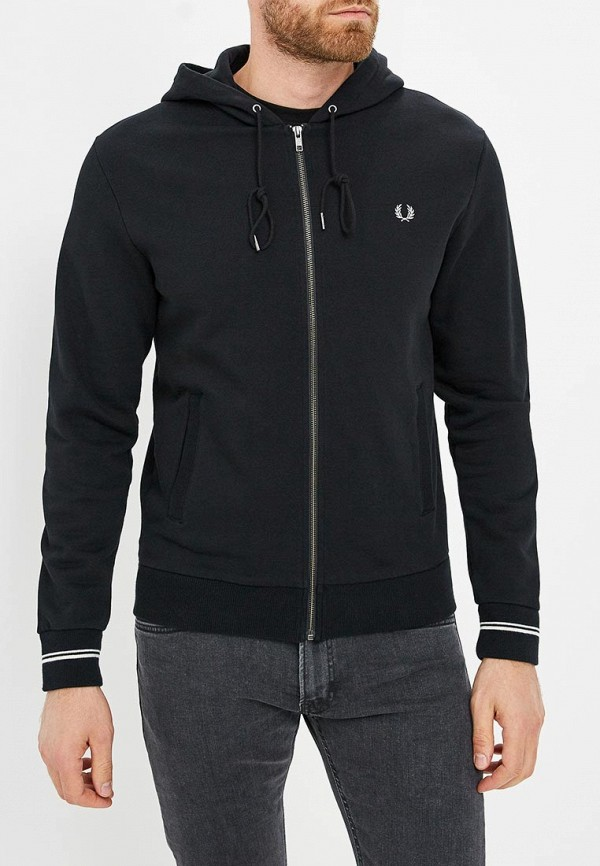 Толстовка Fred Perry Fred Perry FR006EMCKQP0 fred perry шапка fred perry hw9699 608