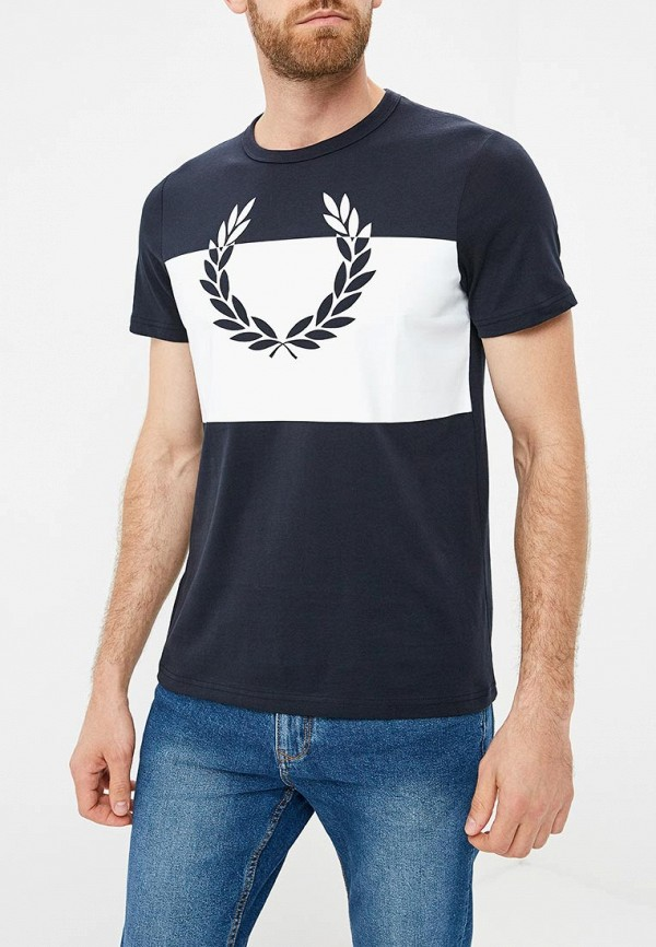 Футболка Fred Perry Fred Perry FR006EMCKQP2 футболка fred perry fred perry fr006ewbute0