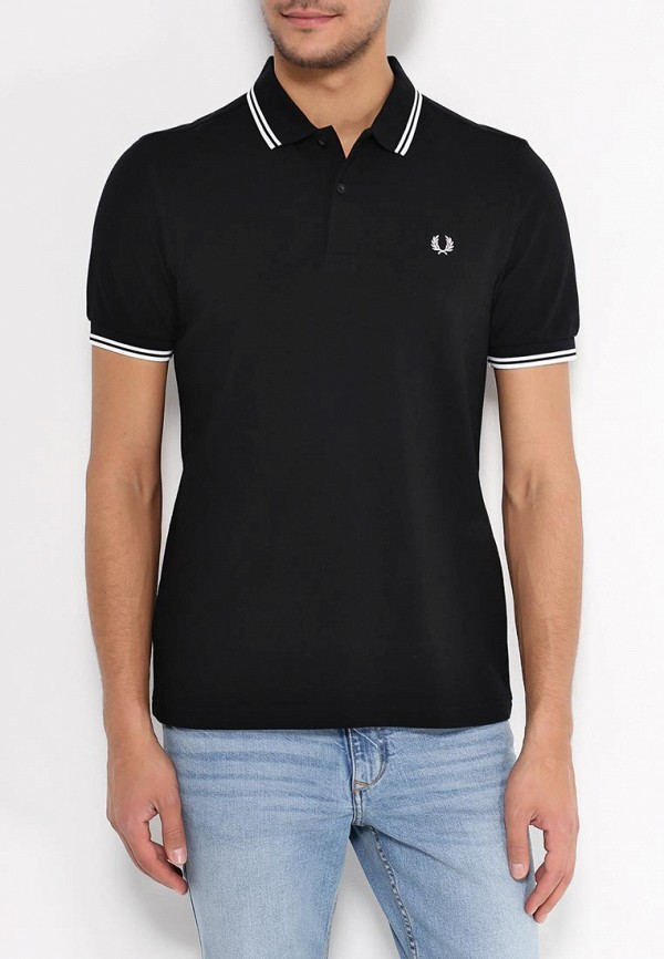 Поло Fred Perry Fred Perry FR006EMCOH21 цена 2017