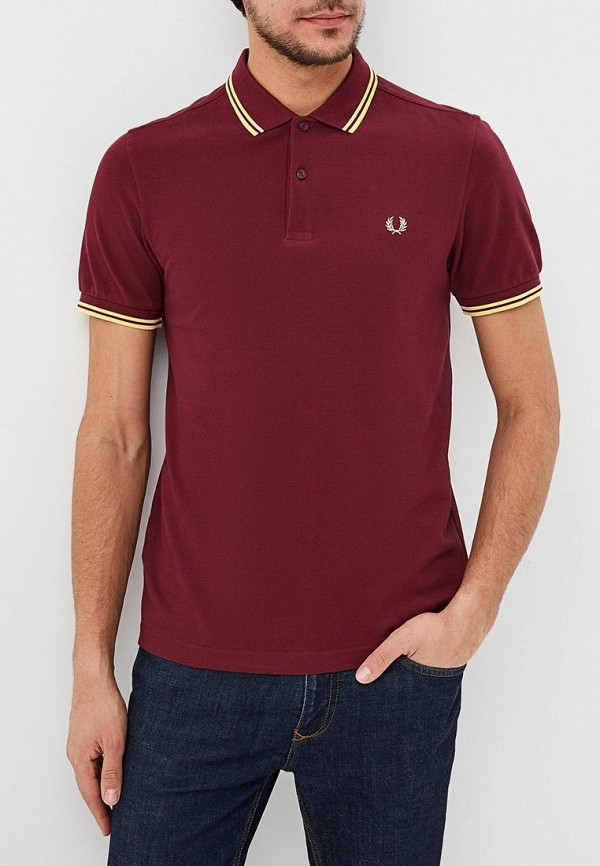 Поло Fred Perry Fred Perry FR006EMDRRN8 fred perry поло