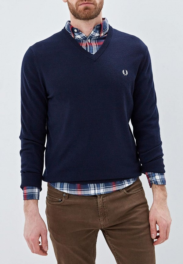 Пуловер Fred Perry Fred Perry FR006EMDRRO3 пуловер fred perry fred perry fr006emgfe52