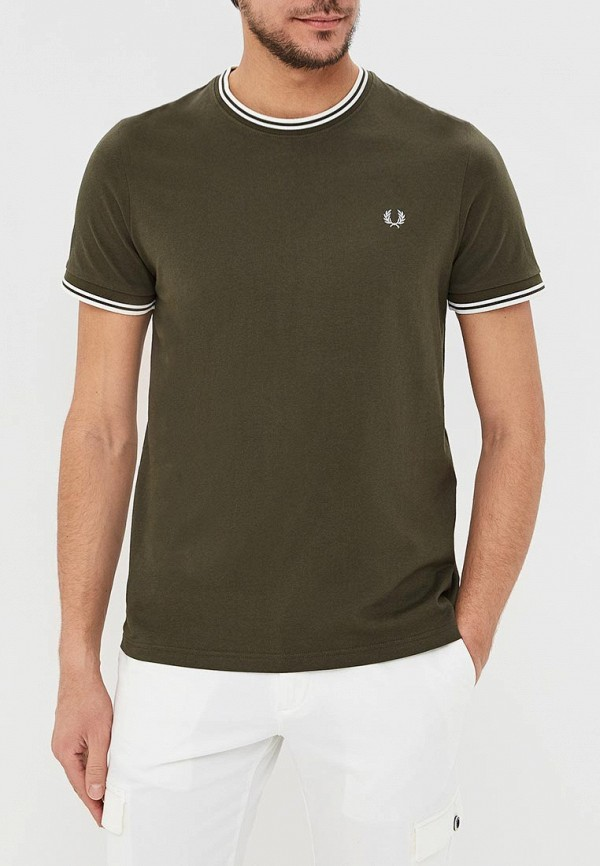 Футболка Fred Perry Fred Perry FR006EMDRRP0 fred perry шарф