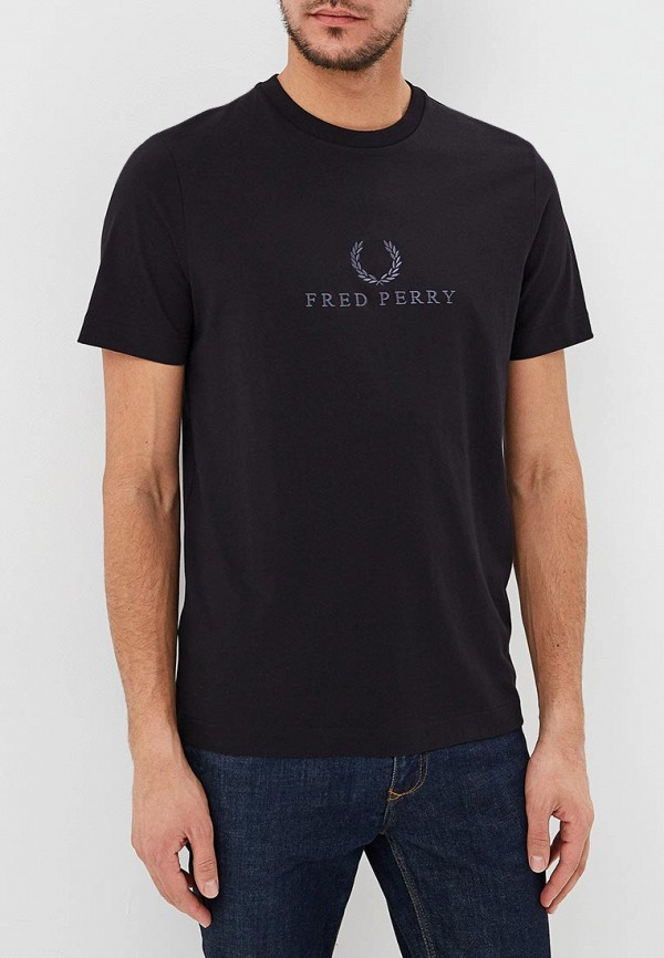 Футболка Fred Perry Fred Perry FR006EMDRRP2 цены онлайн