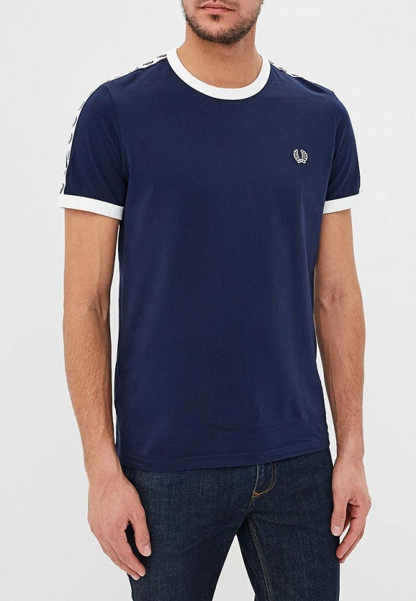 Футболка Fred Perry Fred Perry FR006EMDRRP5 рубашка мужская fred perry 65 incoool 15