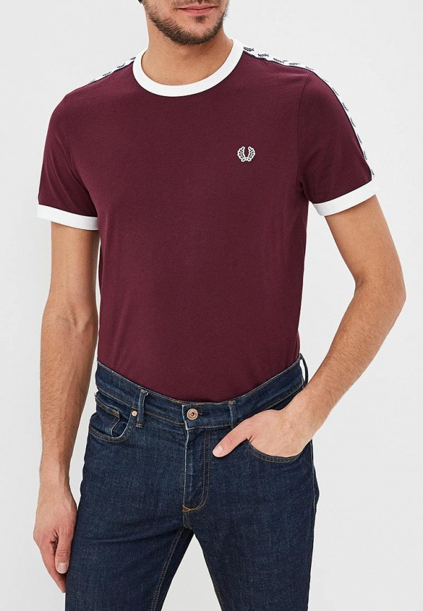 Футболка Fred Perry Fred Perry FR006EMDRRP7 fred