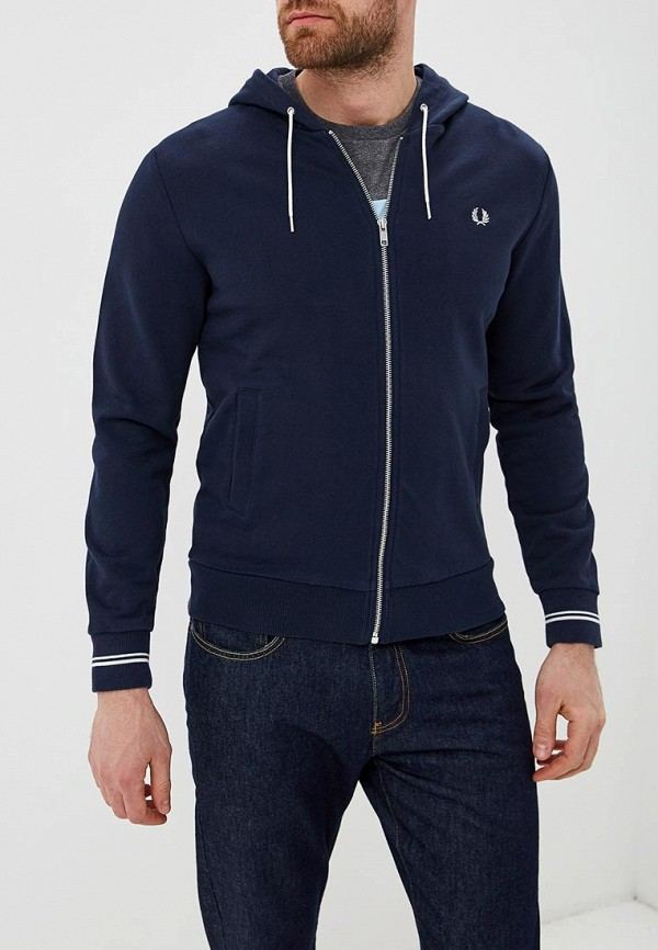 Толстовка Fred Perry Fred Perry FR006EMDRRQ9 рубашка мужская fred perry 65 incoool 15