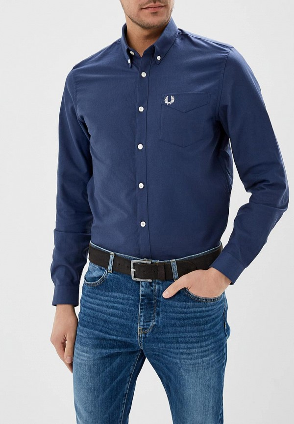 Рубашка Fred Perry Fred Perry FR006EMDRVE3 рубашка мужская fred perry 65 incoool 15