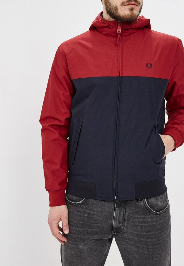 Ветровка Fred Perry Fred Perry FR006EMDRVF3 рубашка мужская fred perry 65 incoool 15