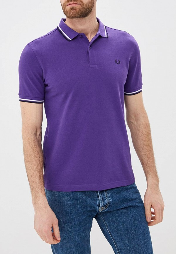 Поло Fred Perry Fred Perry FR006EMDRVG9 поло fred perry fred perry fr006emzzx98