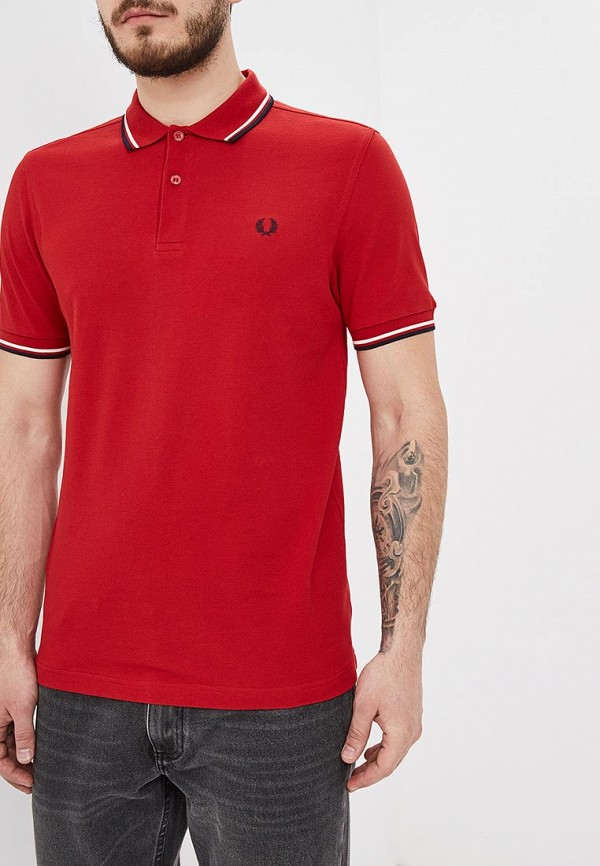Поло Fred Perry Fred Perry FR006EMDRVH0 рубашка мужская fred perry 65 incoool 15