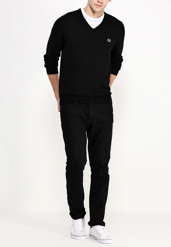 Пуловер Fred Perry Fred Perry FR006EMGFE51 fred perry шапка fred perry hw9699 608