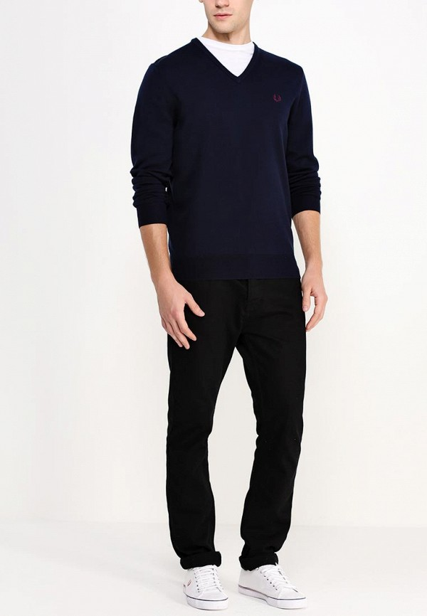 Пуловер Fred Perry Fred Perry FR006EMGFE52 футболка fred perry fred perry fr006ewzzw98