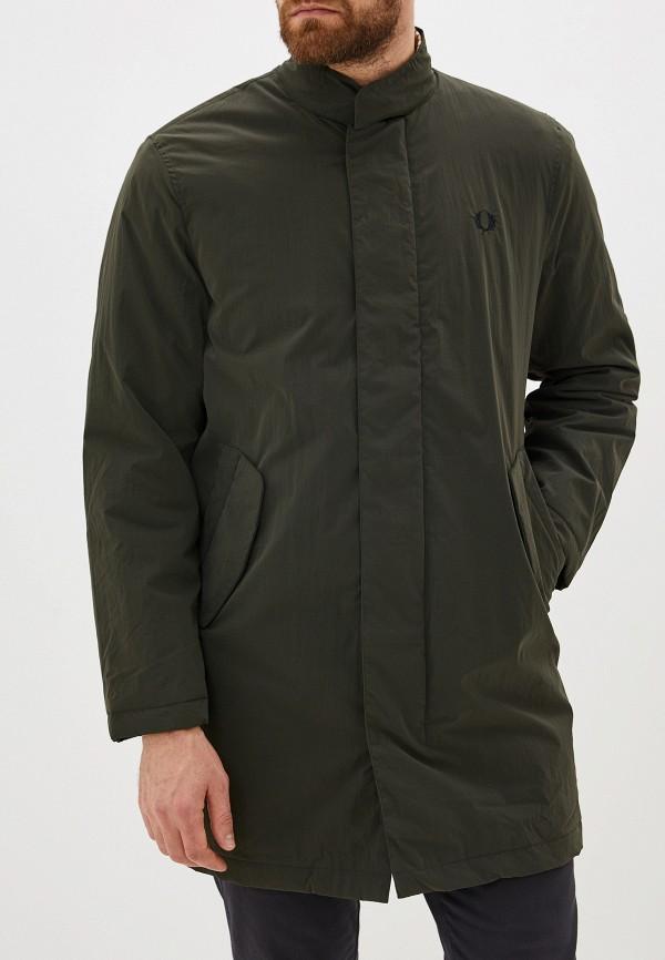 мужская куртка fred perry, хаки
