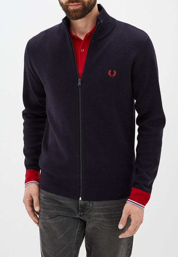 Кардиган Fred Perry Fred Perry FR006EMGLXJ4 толстовка fred perry fred perry fr006emglxv3