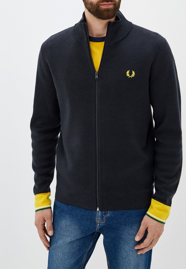 Кардиган Fred Perry Fred Perry FR006EMGLXJ5 штаны fred perry