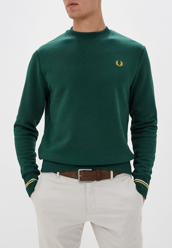 Свитшот Fred Perry Fred Perry FR006EMGLXV5 свитшот fred perry fred perry fr006ewgmdl2