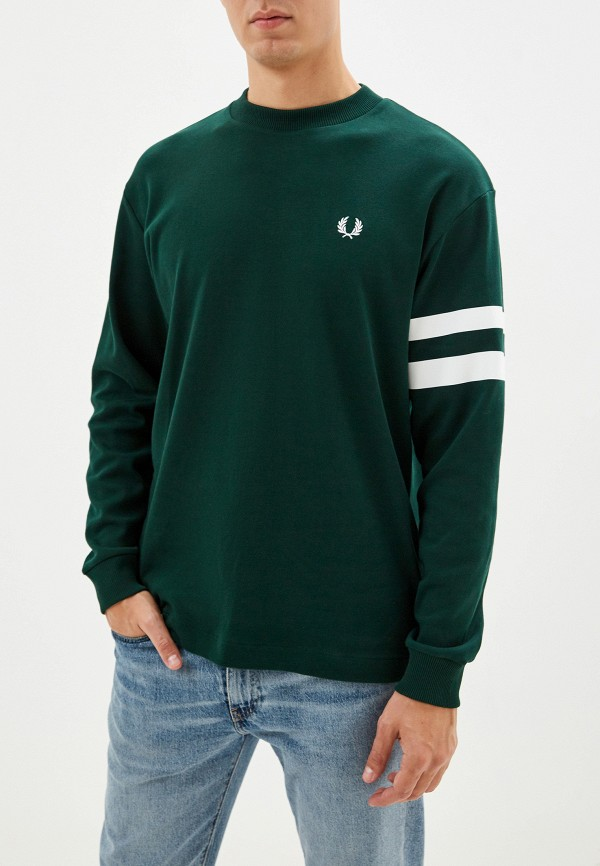 Свитшот Fred Perry Fred Perry FR006EMGLXV8 свитшот fred perry fred perry fr006ewgmdl2