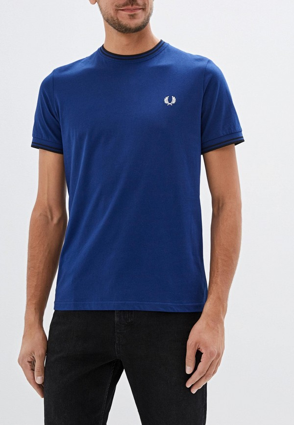 Футболка Fred Perry Fred Perry FR006EMGLXW1 цена