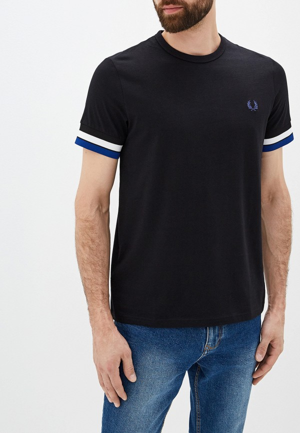 Футболка Fred Perry Fred Perry FR006EMGLXW4 рубашка мужская fred perry 65 incoool 15