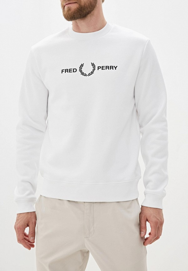 Свитшот Fred Perry Fred Perry FR006EMGLXX2 свитшот fred perry fred perry fr006ewgmdl2