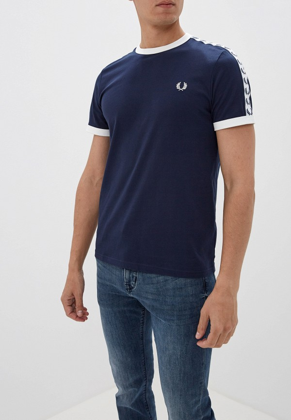 Футболка Fred Perry Fred Perry FR006EMGLXY1 футболка fred perry fred perry fr006emdrvf8