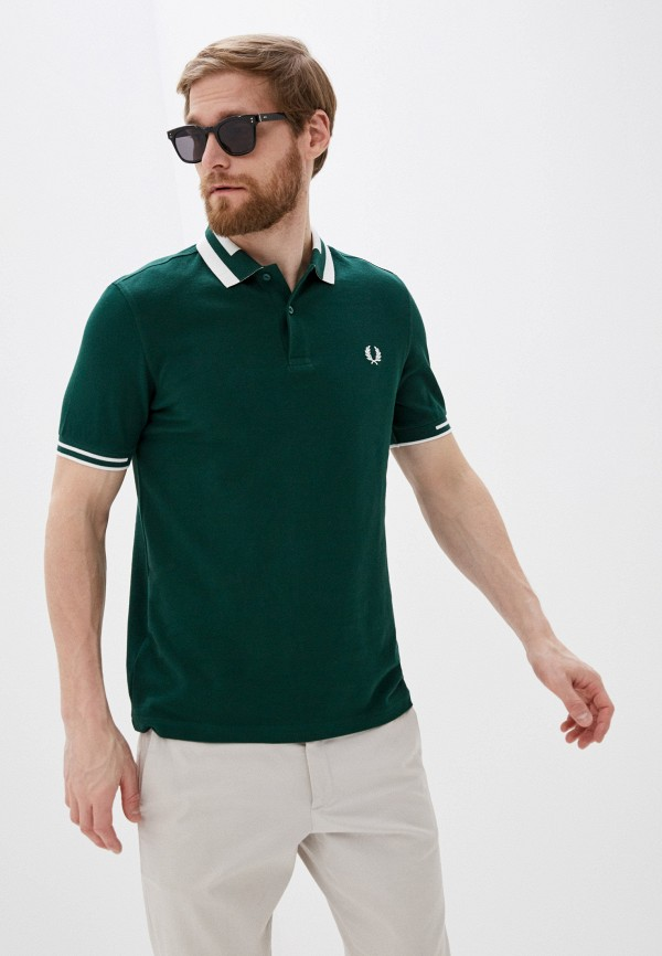 Поло Fred Perry Fred Perry FR006EMHPEI5 поло fred perry fred perry fr006ewopv46