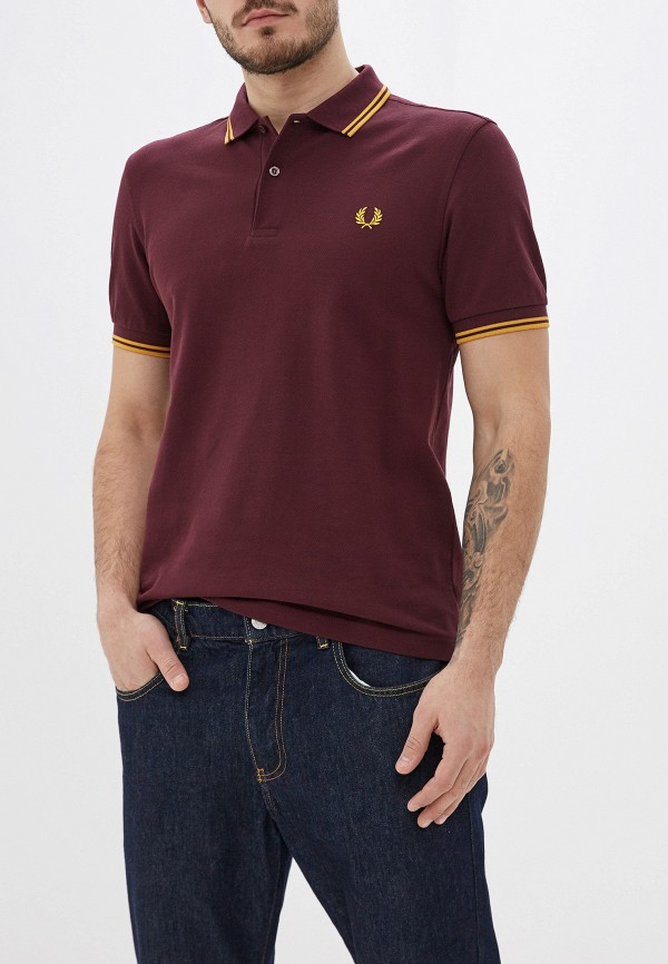 Поло Fred Perry Fred Perry FR006EMHPEN7 поло fred perry fred perry fr006emzzx69