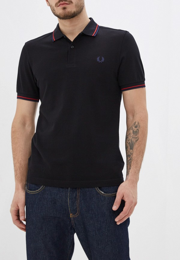 Фото - Поло Fred Perry Fred Perry FR006EMHPEN8 поло fred perry fred perry fr006ewgmdy1