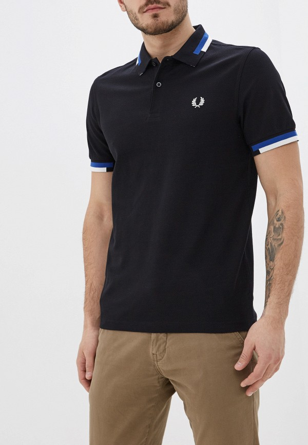 Поло Fred Perry Fred Perry FR006EMHPFI1 поло fred perry fred perry fr006emzzx69