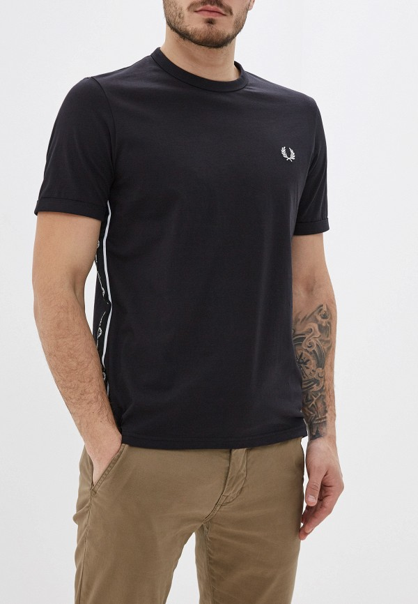 Футболка Fred Perry Fred Perry FR006EMHPFI5 толстовка fred perry fred perry fr006emglxv3