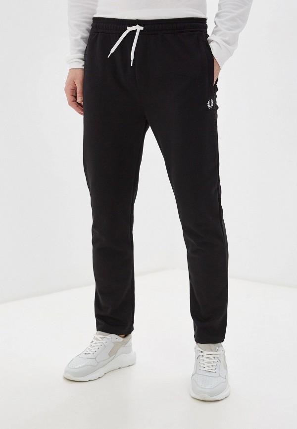 мужские спортивные брюки fred perry, черные