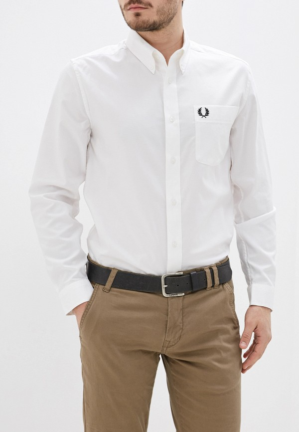 Рубашка Fred Perry Fred Perry FR006EMHPFI9 кошелек fred perry fred perry fr006bmglxg3