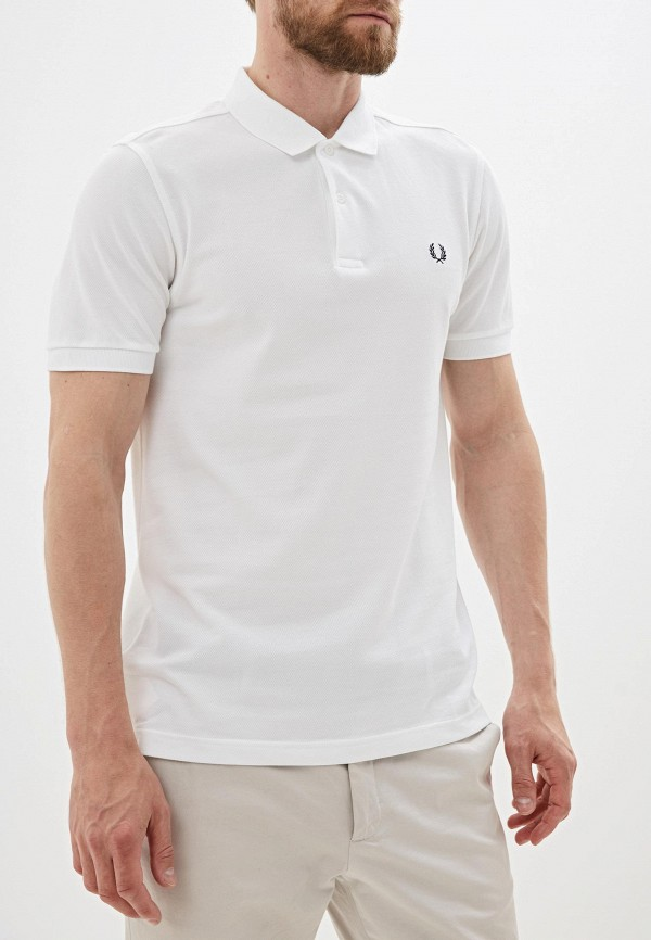 Поло Fred Perry Fred Perry FR006EMII167 олимпийка fred perry fred perry fr006emdrrr0